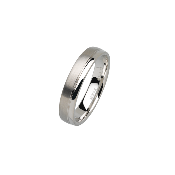 XENOX & FRIENDS Ring Sterlingsilber
