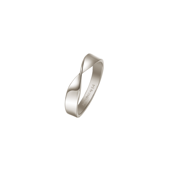 TWIST Ring Sterlingsilber