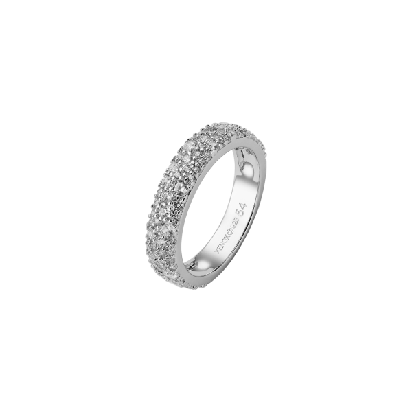 DREAM Ring Sterlingsilber Zirkonia weiß
